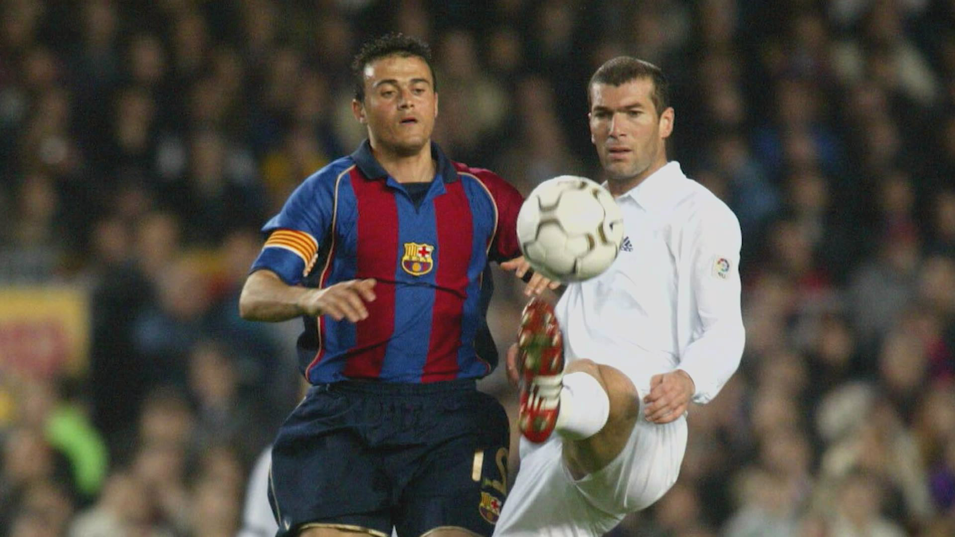 Enrique vs Zidane