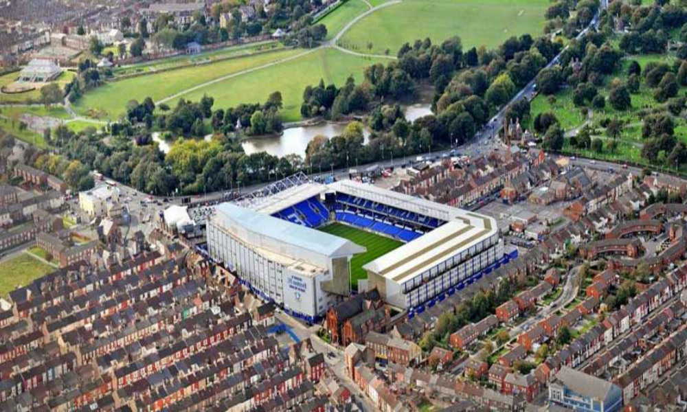 Stadium Goodison Park